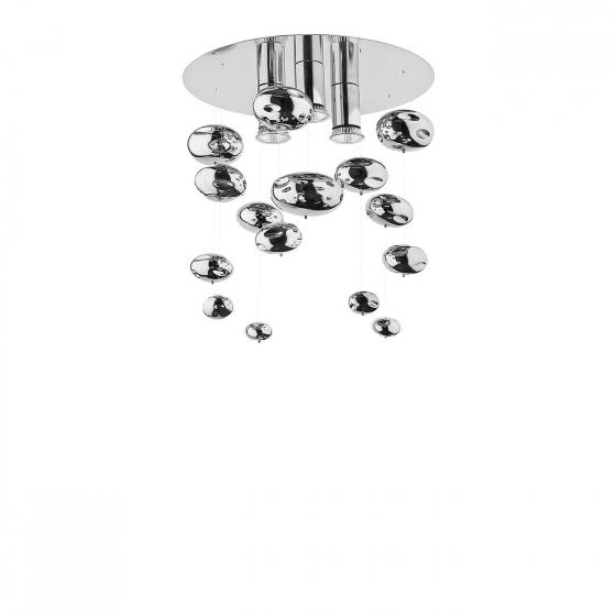Moderná stropná lampa Salva C 5424