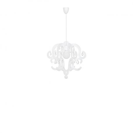 Závesná lampa Katerina White I 5208