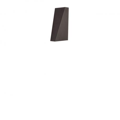 Nástenné svietidlo Narwik Black 9703