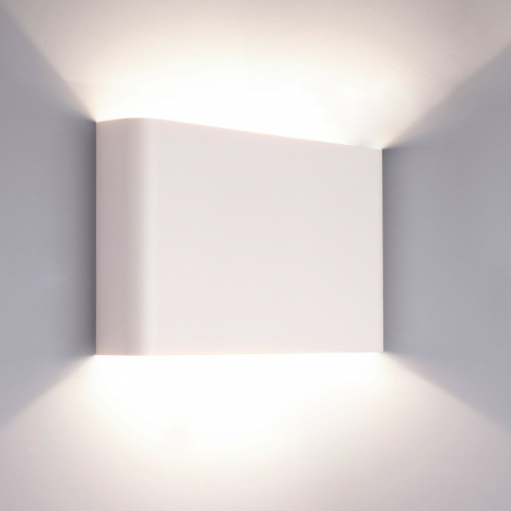 Nástenné svietidlo Haga White 9708