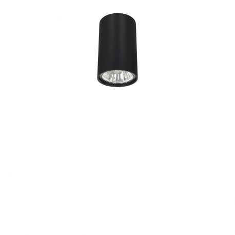 Stropná lampa Eye Black S 6836
