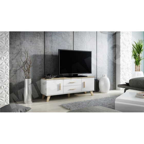 TV skrinka Sanna 140 2D2S RTV