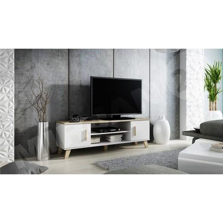 TV skrinka Sanna 160 2D2K RTV