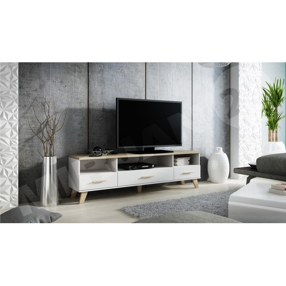 TV skrinka Sanna 180 3S3K RTV