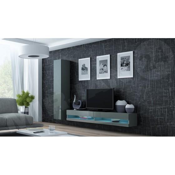Obývacia stena Zigo New IX
