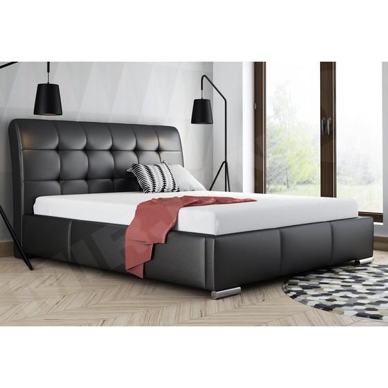 Čalúnená manželská posteľ Pilatus