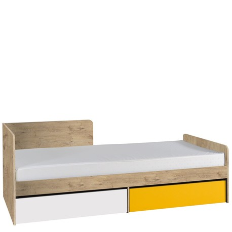 Posteľ Runo RU07 s matracom