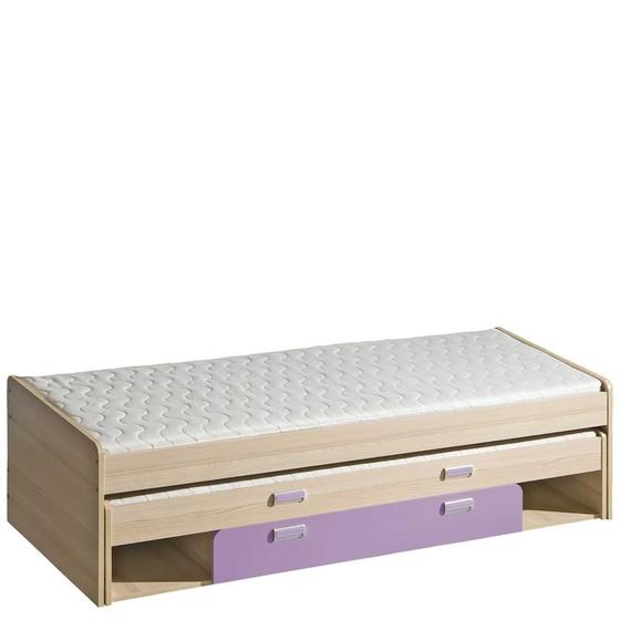 Dvojlôžková študentská posteľ Norton N16