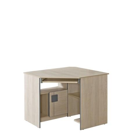 Rohový písací stôl Zumino Z11