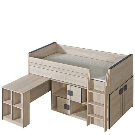 Detská multifunkčná posteľ Zumino Z19