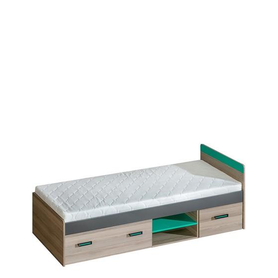 Študentská posteľ Numinos N7