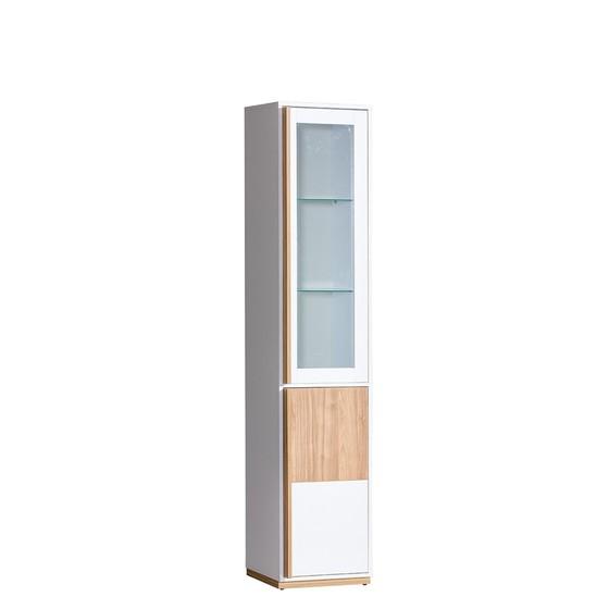 Presklená vitrína Sadro S3
