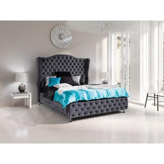 Čalúnená posteľ Raban