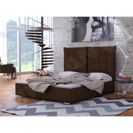 Čalúnená posteľ Simon