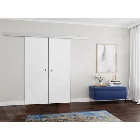 Dvojkrídlové posuvné dvere Mereno Duo 140