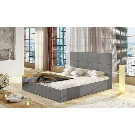 Čalúnená posteľ Allatessa