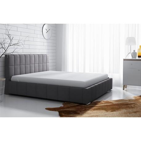 Čalúnená posteľ s úložným priestorom Ninjago