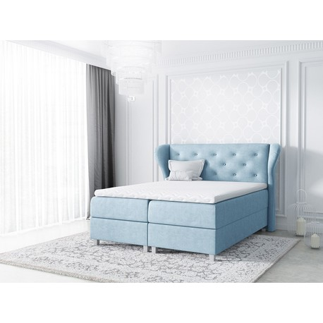Kontinentálna posteľ Brid