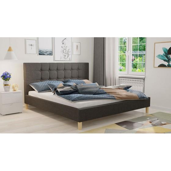 Čalúnená posteľ Marko