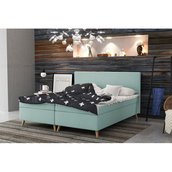 Kontinentálna posteľ Miro