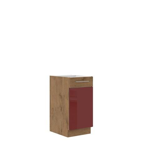 Dolná kuchynská skrinka Woodline 40 D 1F BB