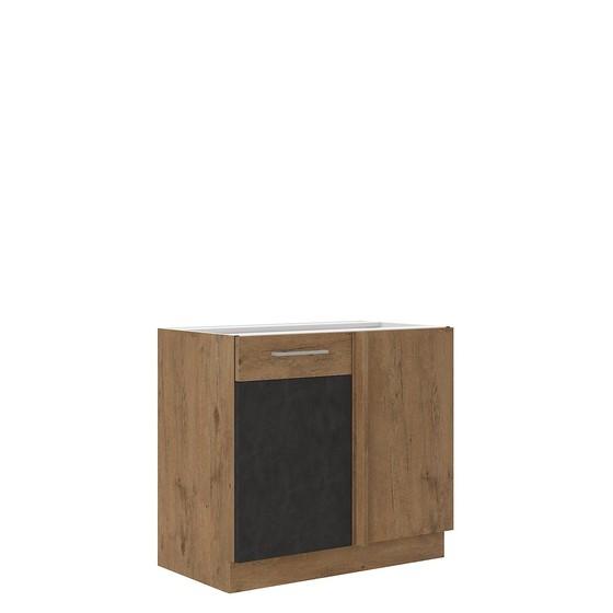 Dolná kuchynská skrinka Woodline 105 ND 1F BB