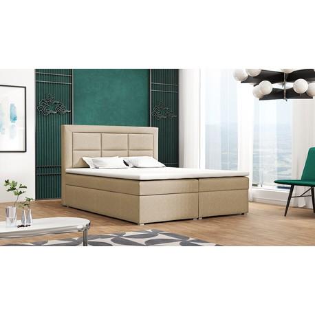 Kontinentálna posteľ Pesto Box