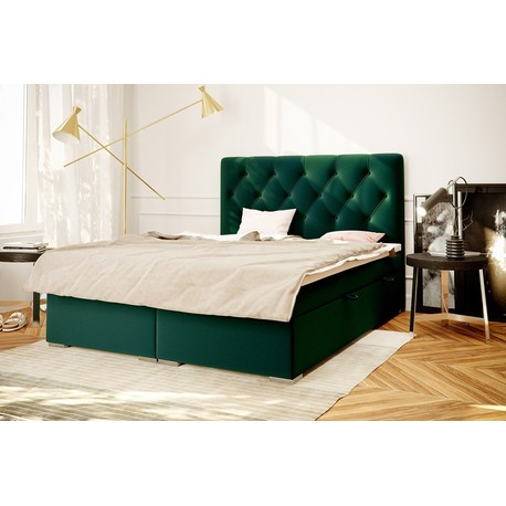Kontinentálna posteľ Livia