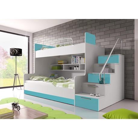 Poschodová posteľ Paradise II