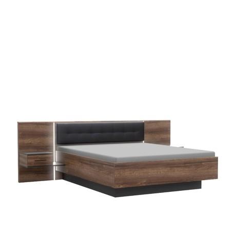 Posteľ + nočné stolíky Bellevue BLQL161B
