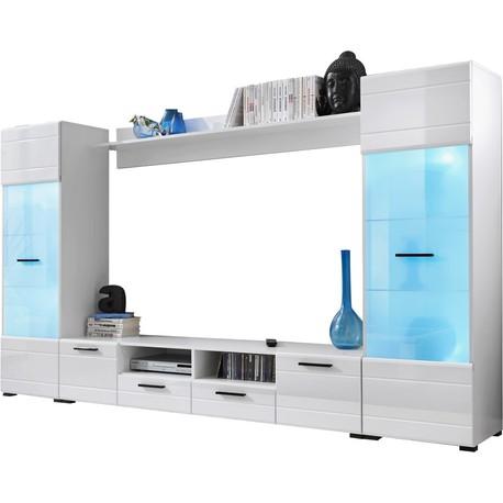 Obývacia stena Aqua I