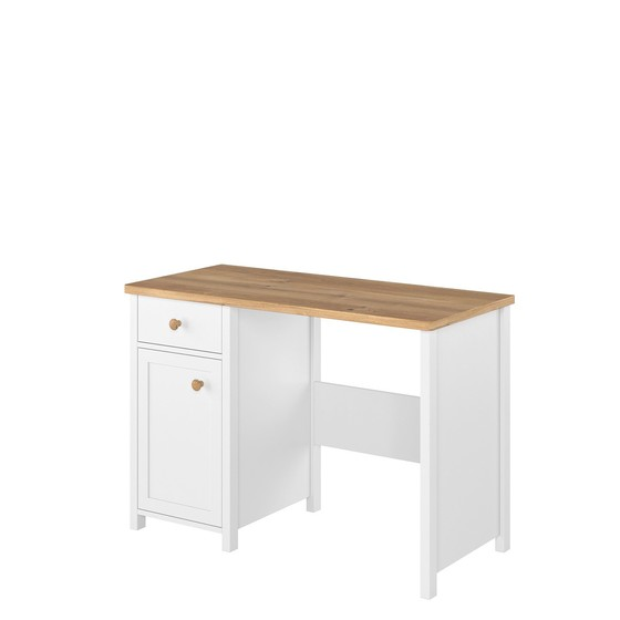 Písací stôl 1D1S Kos KS-03