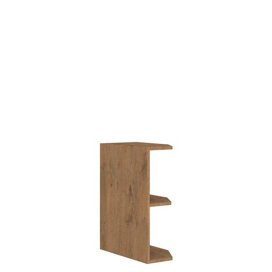 Dolná kuchynská skrinka s policami Woodline 30 D ZAK BB