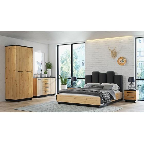 Nábytok do spálne Mins I