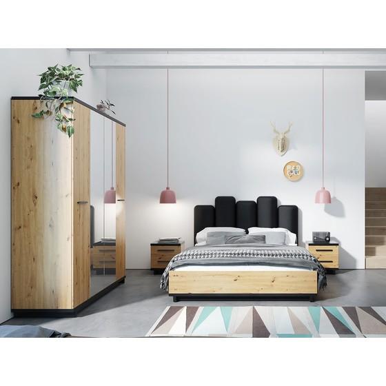 Nábytok do spálne Mins III