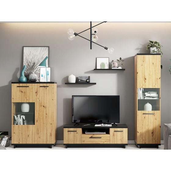 Nábytok do obývačky Mins VI