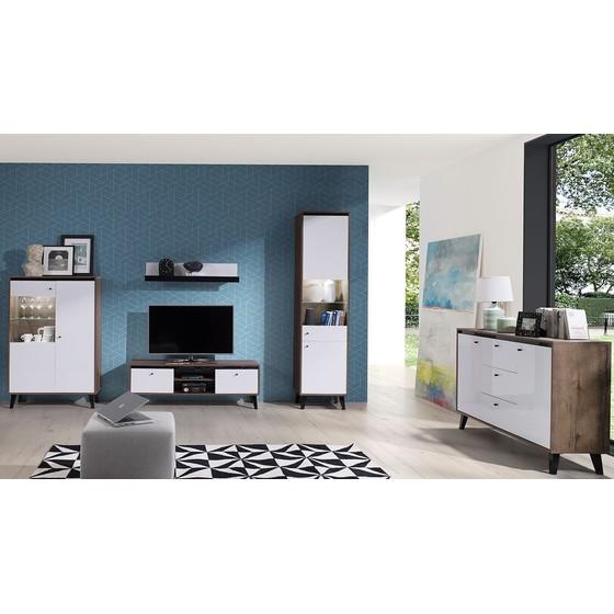 Nábytok do obývacej izby Naviedo Gloss IV