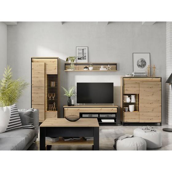 Nábytok do obývačky Quant III
