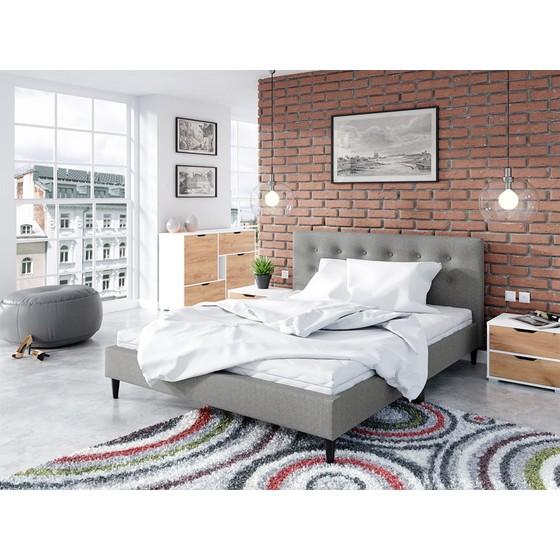 Čalúnená postel Adora