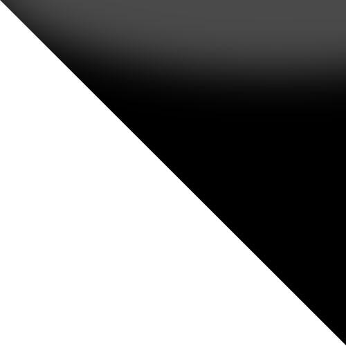 biela / čierny lesk
