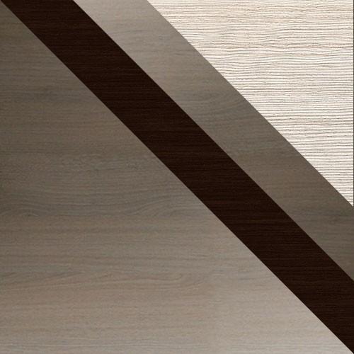 chamonix / legno čierne + chamonix / pracovná doska: borovica biela