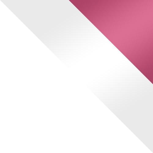 biela / biely lesk + ružová lesk