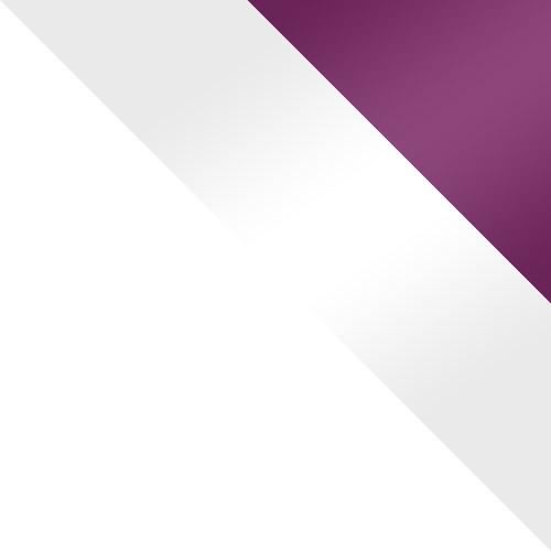 biela / biely lesk + fialový lesk
