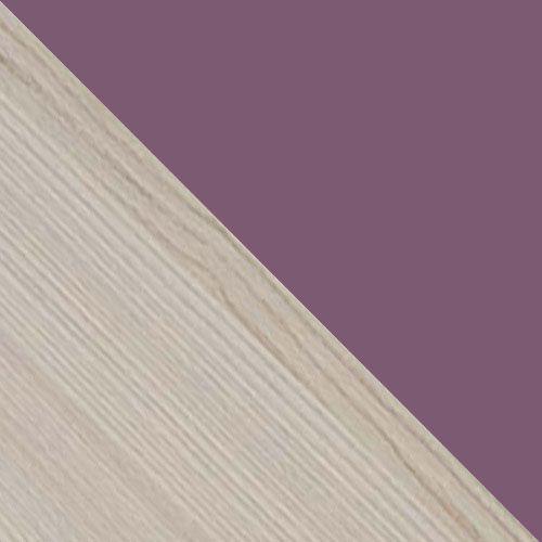 jaseň / fialový