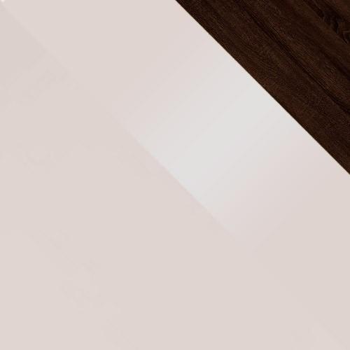 sand grey / sand grey lesk + dub sonoma tmavá