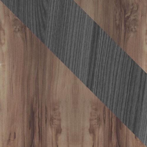 orech satin / touchwood wenge / orech satin