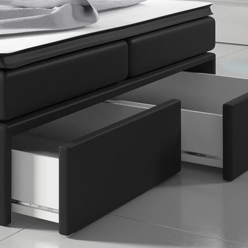 č. 3 - predné šuplíky – zásuvky pod posteľou