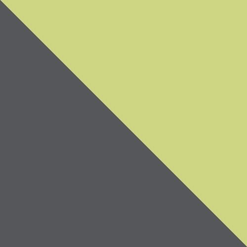 grafit / zelená