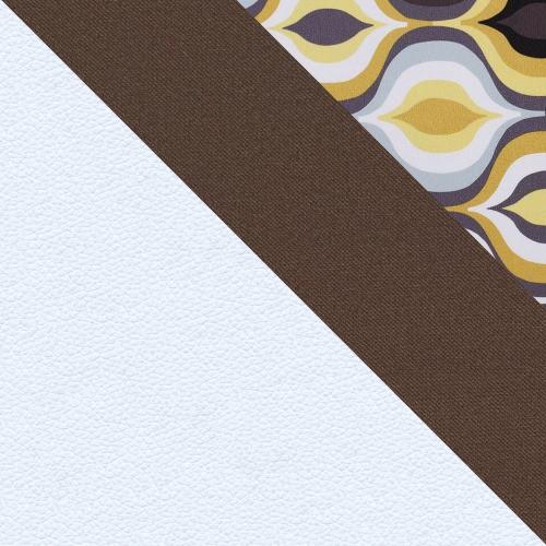 ekokoža Soft 017 + Granada 2732 + Amber 73