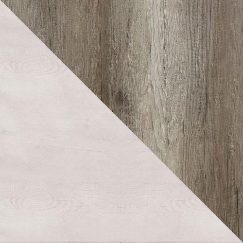 pínia biela / dub starožitný